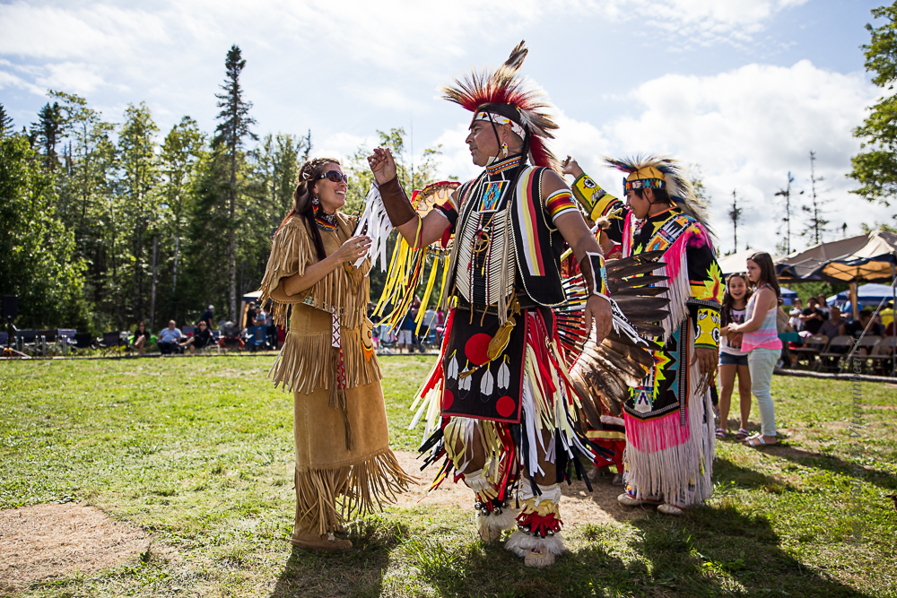 Pow Wow à Gold River