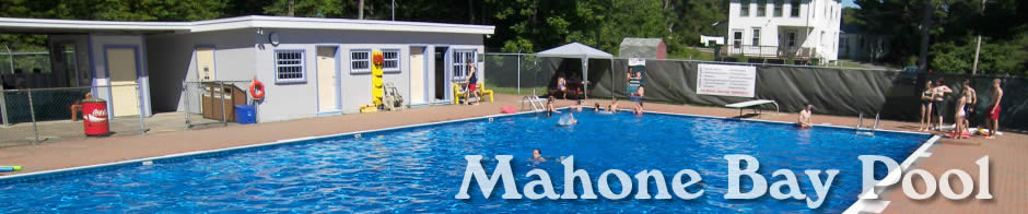 Mahone Bay Pool