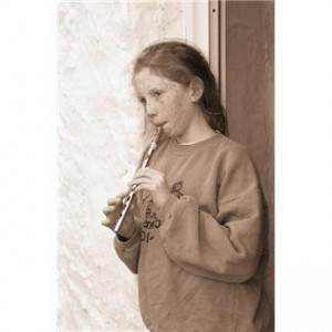 Wind instruments are great for breathing, helpful for those with asthma
