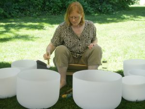 Crystal Singing Bowls for Deep Relaxation, Meditation and HEaling