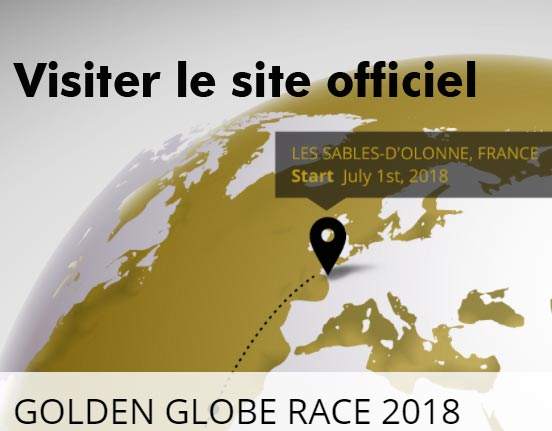 Visiter le site officiel de la Golden Globe Race 2018