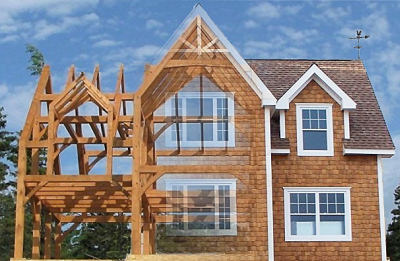 Arlington Timber Frames