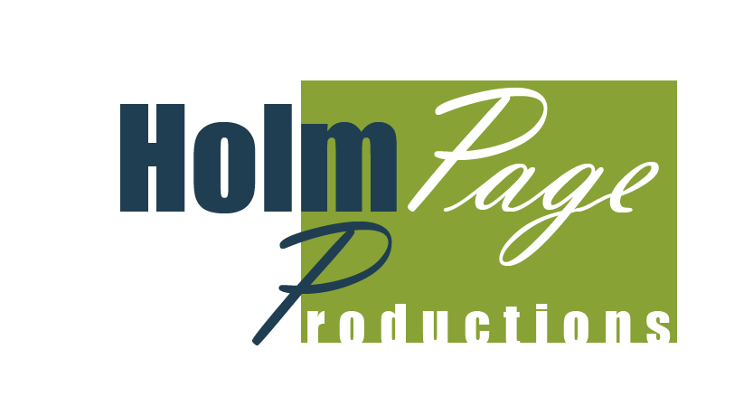 HolmPage Productions logo